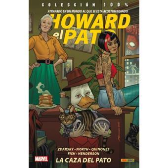 Howard el pato 2. 100% Marvel