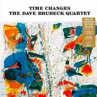 Time Changes - Vinilo