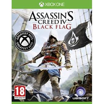 Assassin´s Creed 4 Black Flag Greatest Hits 2  Xbox One