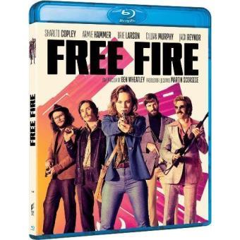 Free Fire - Blu-Ray