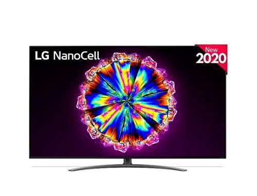 TV LED 55'' LG 55NANO91 NanoCell 4K UHD HDR Smart TV Full Array