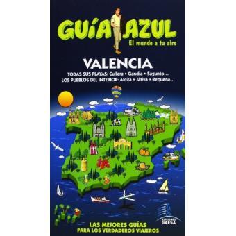 Guía Azul Valencia