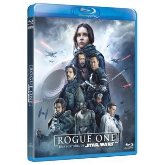 Rogue One. Una historia de Star Wars - Blu-Ray -  Ed especial