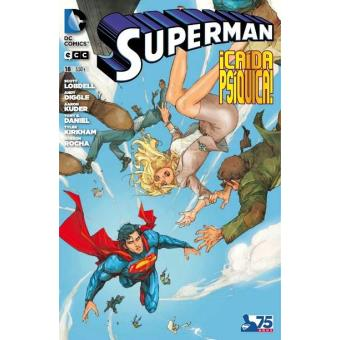 Superman 18. Nuevo Universo DC