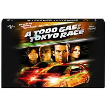 A todo gas: Tokyo Race - Fast and Furious 3 - DVD Ed Horizontal