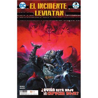 El incidente Leviatán 03 (de 6) Grapa