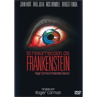 La resurrección de Frankenstein - DVD