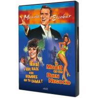Pack Eva, ¿qué hace ese hombre en tu cama? + La mujer es un buen negocio - DVD