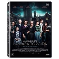 La casa torcida - DVD