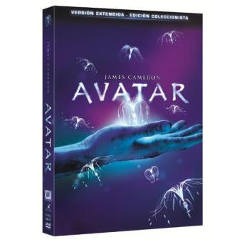 Avatar (Ed. extendida coleccionista) - DVD