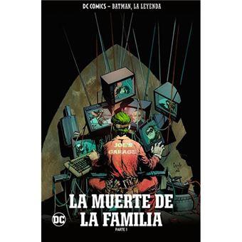 Batman, la leyenda 23 - La muerte de la familia