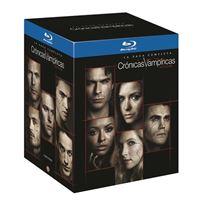 Crónicas Vampíricas  Serie Completa - Blu-Ray
