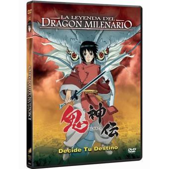 La leyenda del dragón milenario - DVD