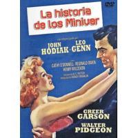 La historia de los Miniver - DVD