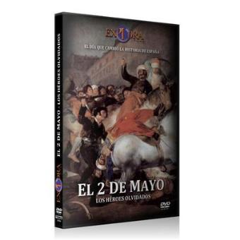 El 2 de Mayo: Los héroes olvidados - DVD