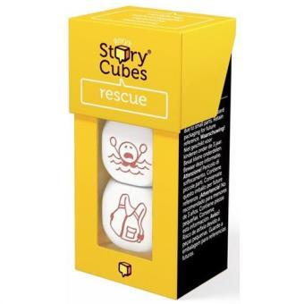 Juego de dados Story Cubes rescate expansión