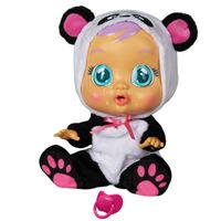 IMC Toys - Bebes Llorones, Pandy el oso panda