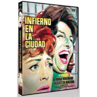 Infierno en la ciudad - DVD