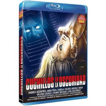 Cuchillos en la oscuridad - Blu-Ray