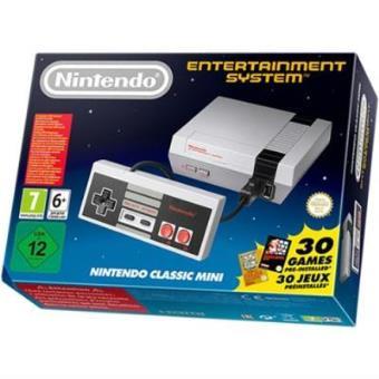 Nintendo Classic Mini Nes Consola Los Mejores Precios Fnac