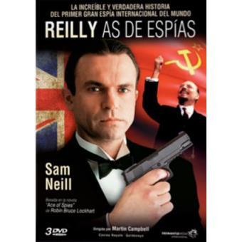 Pack Reilly: As de espías - DVD