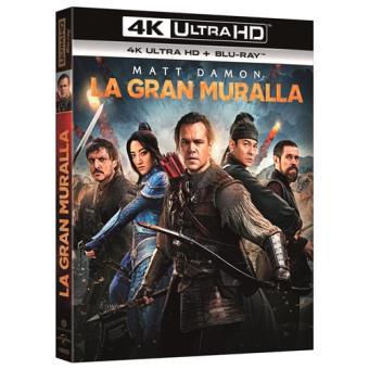 La Gran Muralla - UHD+ Blu-Ray