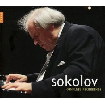 Sokolov Complete Recordings (Box Set)