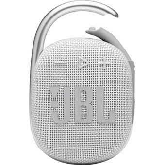 Altavoz Bluetooth JBL Clip 4 Blanco