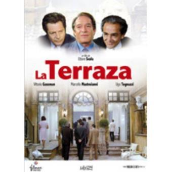 La terraza - DVD