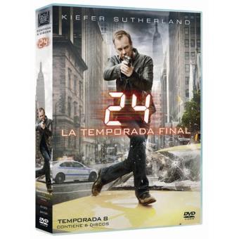 24  Temporada 8 - DVD