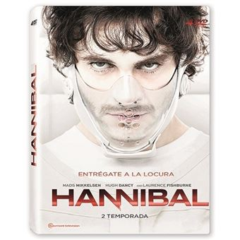 Hannibal - Temporada 2 - DVD