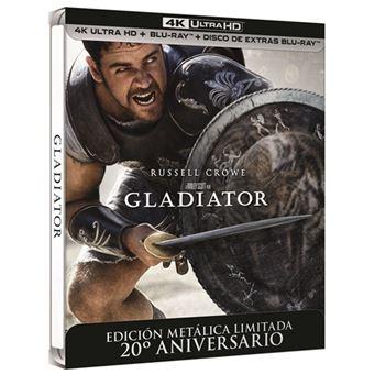 Gladiator - Steelbook UHD - Blu-ray