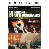 La noche de los generales - DVD