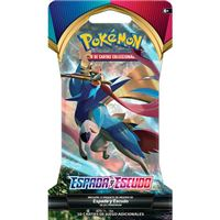 Sobres Pokémon Espada y escudo