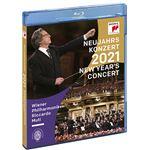 Concierto de año nuevo 2021 - Blu-ray