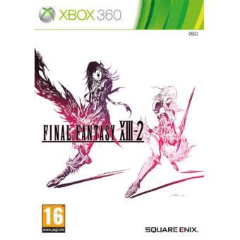 Final Fantasy XIII - 2 Xbox 360