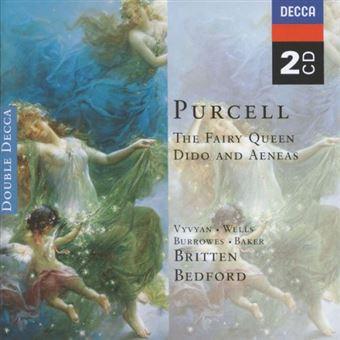 Purcell. The Fairy Queen / Dido and Aeneas (Edición 2 CD)