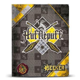 Carpeta A4 Harry Potter Quidditch Hufflepuff