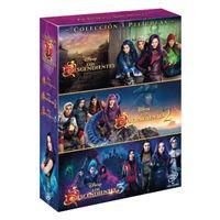 Pack Los Descendientes 1-3 - DVD