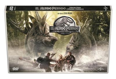 Parque Jurásico 2 El mundo perdido