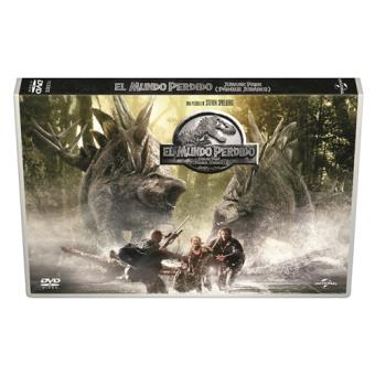 Parque Jurásico 2 El mundo perdido  - DVD Horizontal