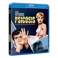 Psicosis Ed Remasterizada - Blu-ray