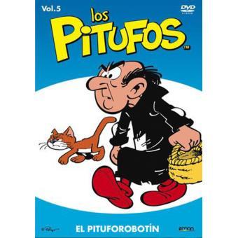 Los Pitufos: El pituforobotín (Volumen 5) - DVD