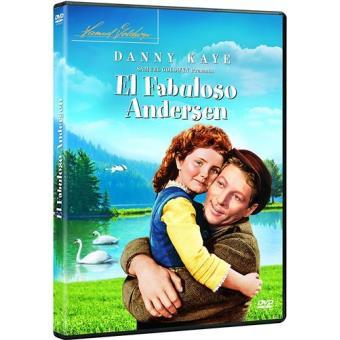 El fabuloso Andersen - DVD