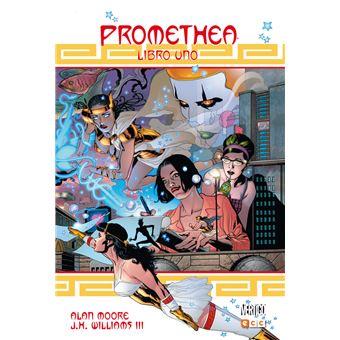 Promethea Libro 01 (de 3) (2a edición)
