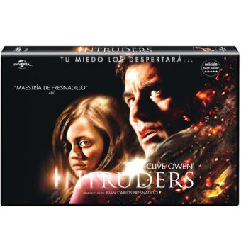 Intruders - DVD Ed Horizontal