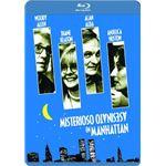 Misterioso Asesinato en Manhattan - Blu-Ray