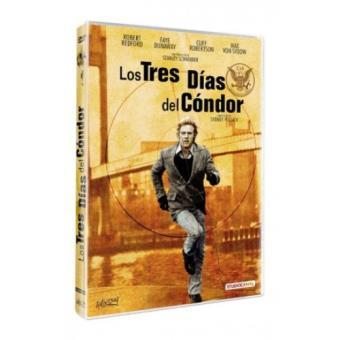 Los tres días del cóndor - DVD