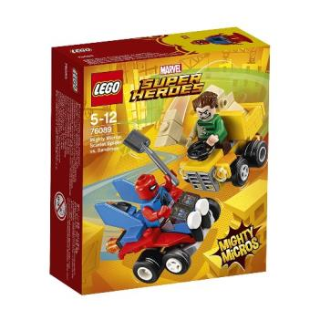 LEGO Marvel Super Heroes - Mighty Micros: Scarlet Spider vs. Sandman