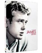 James Dean: Al este del Edén, Gigante, Rebelde sin causa - Steelbook Blu-Ray